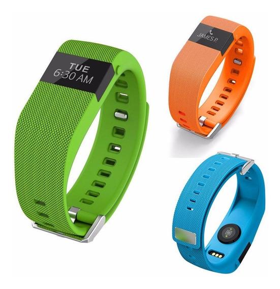 Reloj Deportivo Smartband Bluetooth Pulsera / N Ofertas