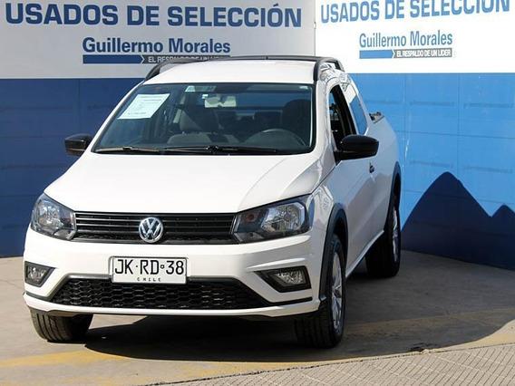 Volkswagen Saveiro Nueva Doble Cabina 2017