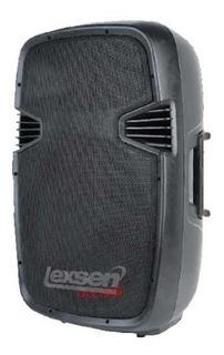 Bafle Lexsen Eon Cross Lp 12 Pasivo 200w Inyectados Abs