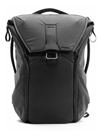 Peak Design Everyday Backpack 20l Bolso De Cámara Negro