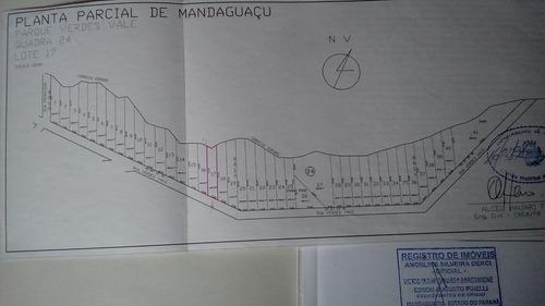 Vendo Chácara Em Mandaguaçú - Pr
