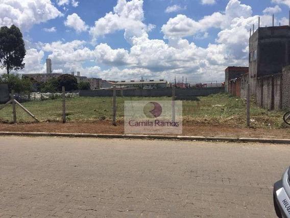 Área Comercial À Venda, Jundiapeba, Mogi Das Cruzes. - Ar0001