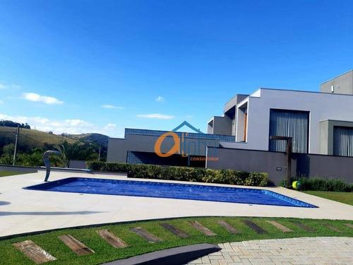 Sobrado Com 3 Dormitórios À Venda, 319 M² Por R$ 2.490.000,00 - Condominio Estância Parque De Atibaia - Atibaia/sp - So0281