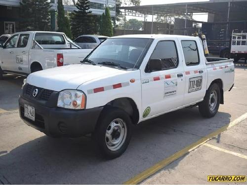 Nissan D-22 Np300 Doble Cabina