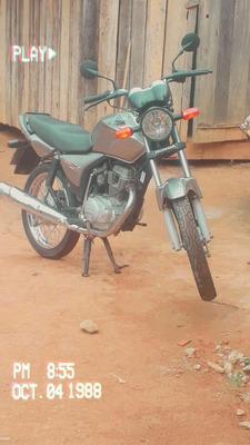 Honda 150 2008 Ks