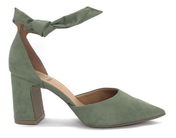 Sapato Scarpin Feminino Bebecê 7018-131