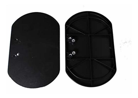 New Solutions Cp021pa Black Plastic Calf