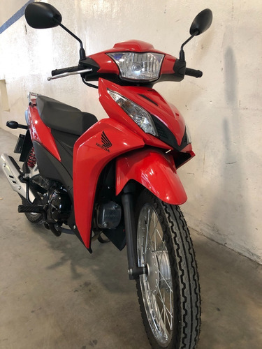 Moto Honda Wave 110 S 2019 Impecable