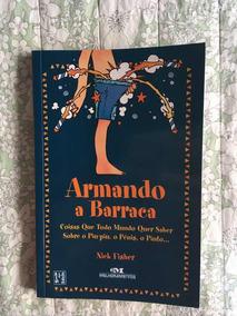 Livro Armando A Barraca