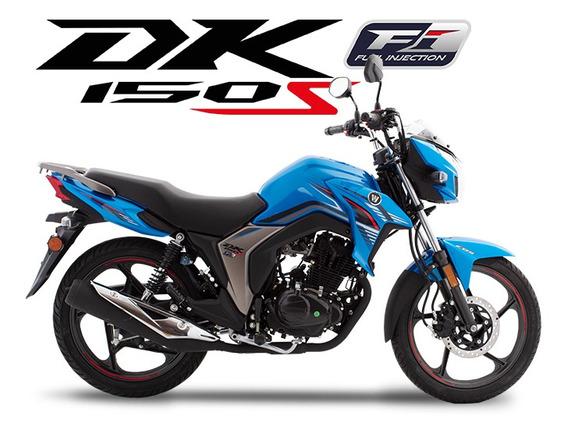 Haojue Dk 150s Fi 0km 2020 - Moto & Cia
