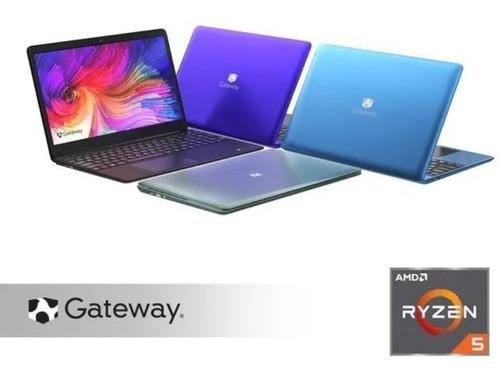 Imagen 1 de 4 de Laptop Gateway Amd R5 3450u 16gb Ram 256gb Ssd15.6 Amd Vega8