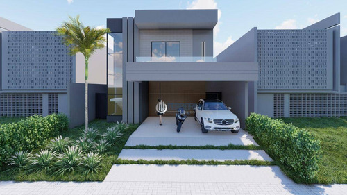 Imagem 1 de 15 de Casa À Venda, 208 M² Por R$ 1.490.000,00 - Urbanova - São José Dos Campos/sp - Ca2461