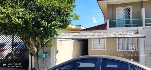 Casa Com 3 Dormitórios À Venda, 134 M² Por R$ 580.000 - Parque Ipê - São Paulo/sp - Ca2143