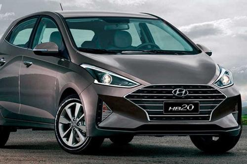 Imagem 1 de 7 de Hyundai Hb20 Vision 1.6 Aut