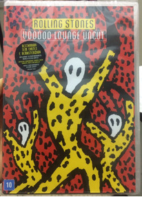 Dvd Rolling Stones -voodoo Lounge Uncut