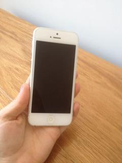 iPhone 5 32g Bateria Substituída E Marcas De Uso.