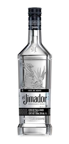 Imagen 1 de 1 de Botella De Tequila Jimador Cristalino Reposado 700ml