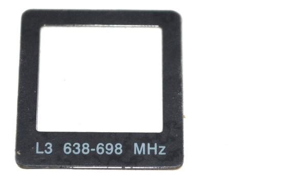 Display Lente Lcd Shure Reposicao Microfone Sem Fio 65c8499