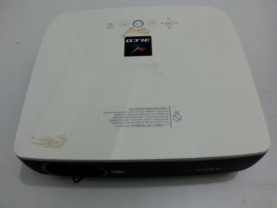 Projetor Sony Vpl Es4 Com Defeito, Ler Anúncio
