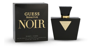 Perfume Guess Uctive Noir 75ml Edt Spray