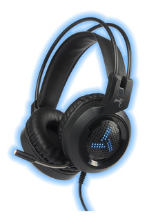 Auricular Gamer Kolke Shadow Kga-246 Led C/ Mic Ergonomico