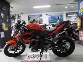 Kawasaki Z250sl Naranja 2017