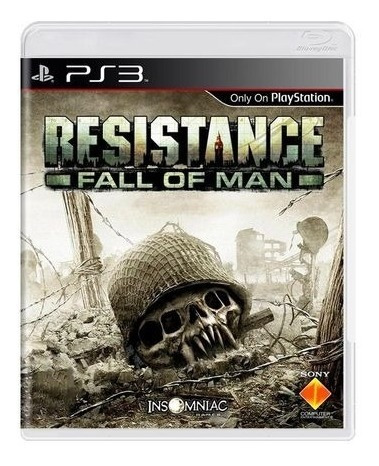 Resistance Fall Of Man Ps3 Mídia Física Original