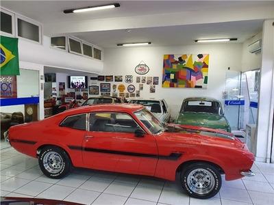 Ford Maverick 2.3 Super Coupé 8v Gasolina 2p Manual
