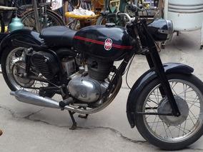 Gilera Extra 200cc 1969