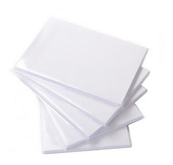 Papel Fotográfico 10x15 265g Glossy Branco Brilho 60 Folhas