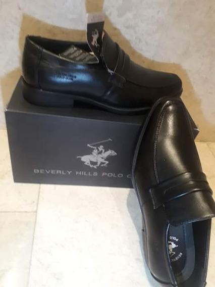 Zapatos Cuero Polo Original