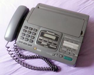 Fax Com Secretária