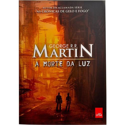 Livro - A Morte Da Luz (george R. R. Martin)