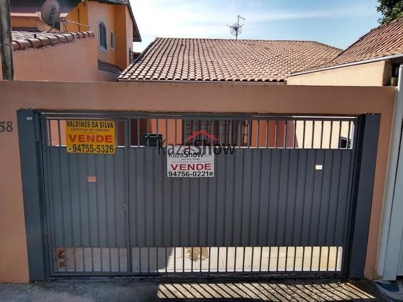Casa A Venda No Bairro Parque Monte Alegre Em Taboão Da - 1443-1