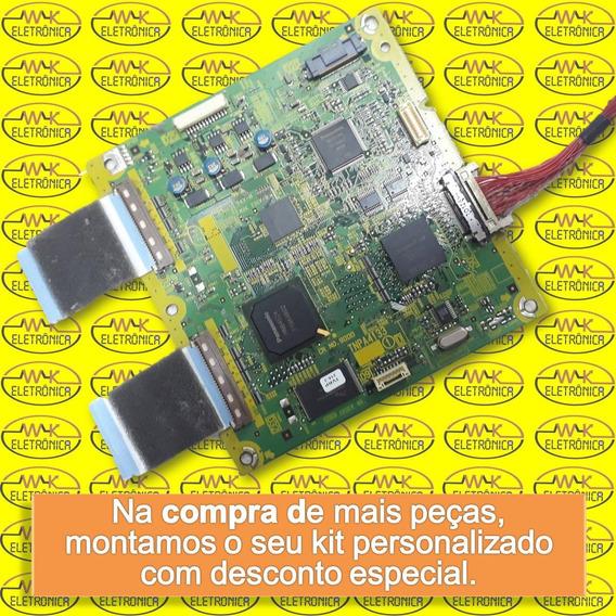 Placa Logica Controladora Panasonic Th-42pv70lb Tnpa4133