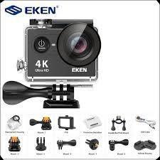 Camera Eken H9+sd32 Classe 10 S/controle