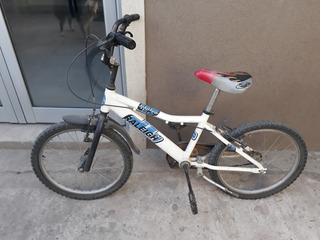 Bicicleta Raleigh, Mxr, Rodado 20, Color Blanco