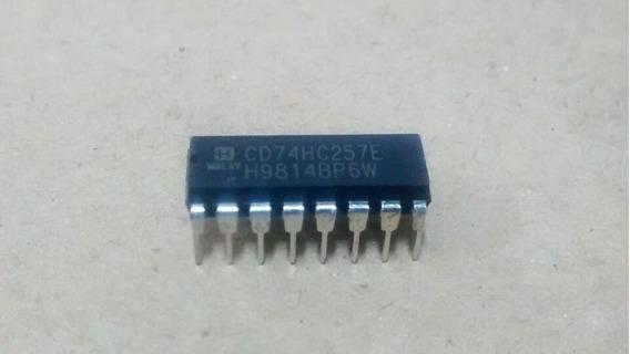 100 Pçs 74hc257 Dip-16 Cd74hc257e