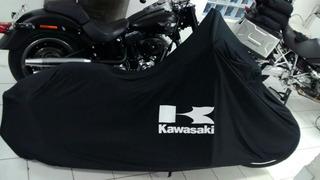 Capa Para Moto Kawasaki Vulcan Tam. Hd (permeavel)