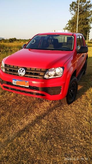 Volkswagen Amarok 2.0 Cd Tdi 140cv 4x2 Startline 2017