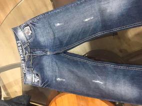 Jeans Abercrombie Niño