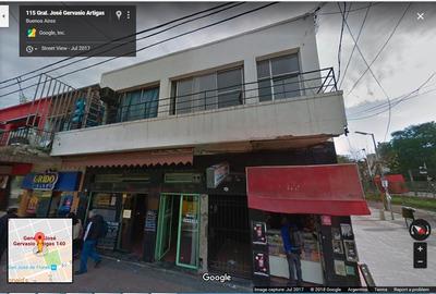Local En Alquiler Artigas 100 Barrio De Flores