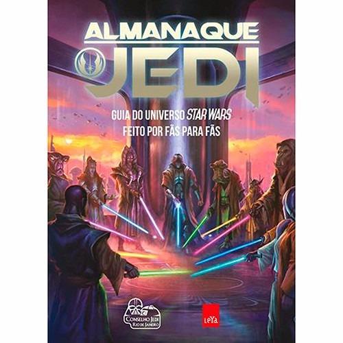 Almanaque Jedi: Guia Do Universo Star Wars Feito Por Fãs