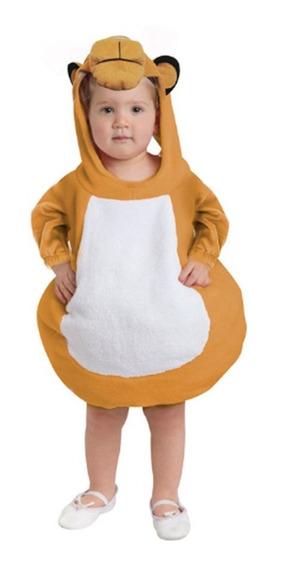 Disfraz Rey Leon Simba Niño/niña Disney Ruz Original 3 Años