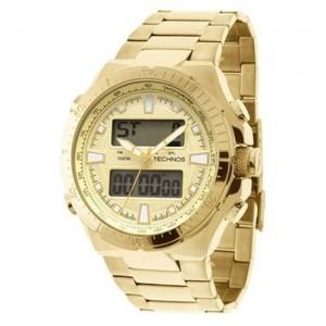 Relógio Masculino Anadigi Technos Executive O527ab/4x