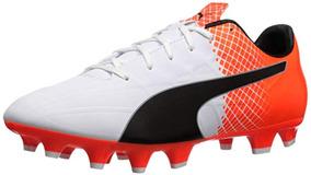 c04e67f2c Puma Evospeed 4.5 Tricks Fg Zapatos De Futbol Envio Gratis!