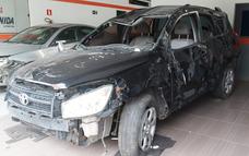 Sucata Peças Toyota Rav4 2.4 16v 4x2 Automático Gasolina