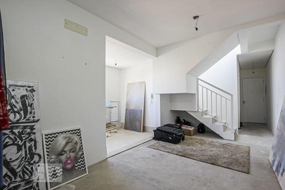 Apartamento Para Aluguel - Cambuí, 1 Quarto, 108 - 893042698