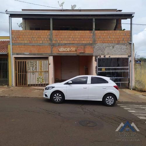Imagem 1 de 30 de Sobrado À Venda, 586 M² Por R$ 695.000,00 - Hedy - Londrina/pr - So0140