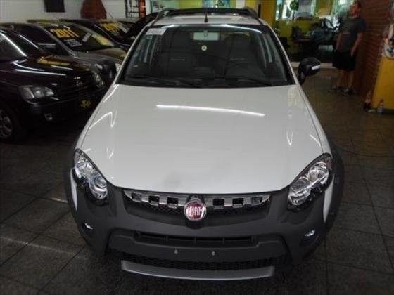 Fiat Strada Adventure Cabine Dupla 1.8 16v Flex, Yel0000